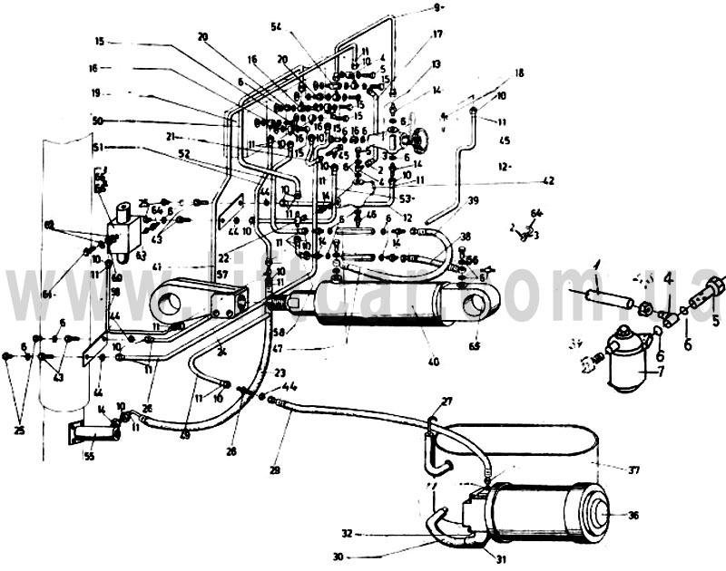 37 Гидравлическая система