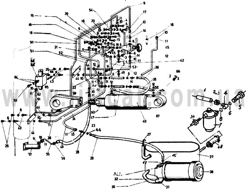 39 Гидравлическая система